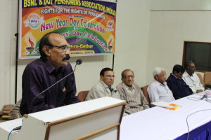 Pensioners Day Celebration, Shradhhanjali programme and 37th Get to Gather on 17.12.2015