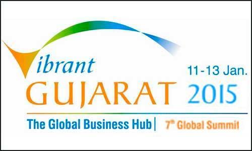 PM Modi at the Inauguration of Vibrant Gujarat Summit 2015 in Gandhinagar, Gujarat