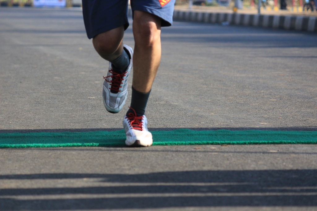 Gandhinagar Half Marathon 2016