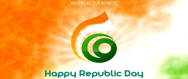 Happy Republic Day : Live Webcasting