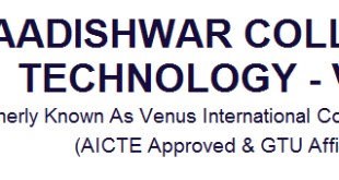 Aadishwar College of Technology - Venus